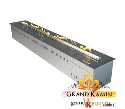 Автоматический биокамин Andalle 1200 мм (серебро) от производителя Airtone