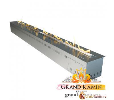 Автоматический биокамин Andalle 1800 мм (серебро) от производителя Airtone