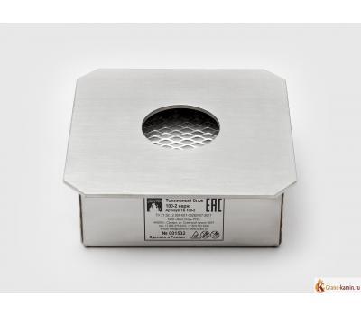 """Топливный блок для биокамина """"100-2 XS"""" от производителя Lux Fire"""