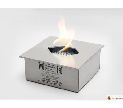 """Топливный блок для биокамина """"150-1 XS"""" от производителя Lux Fire"""
