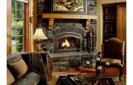 Дровяные камины: доступные варианты по конструкции и стилю