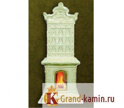 Изразцовая печь-камин «Amadeus»