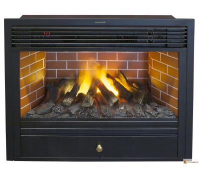 Паровой очаг 3D Novara 26 New от Real Flame