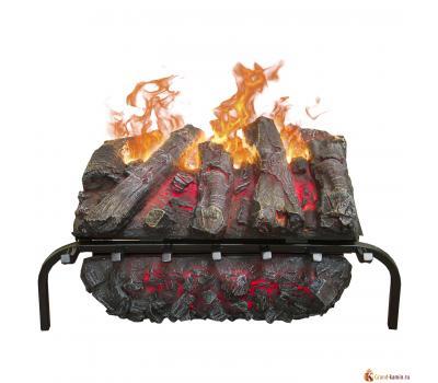 Электрический камин Silva Log 3D 26 от Real Flame