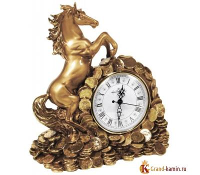 Каминные часы Деньги в дом RF2047AB от производителя Royal Flame