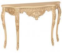 Консольный столик АртДеко RF0821 IV (слоновая кость)
