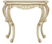 Консольный столик АртДеко мини RF0822 IV (слоновая кость)