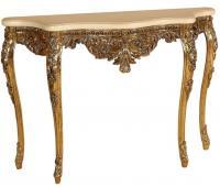 Консольный столик АртДеко RF0821AB (античная бронза)