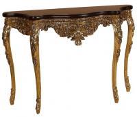 Консольный столик АртДеко RF0821AB BR (античная бронза)