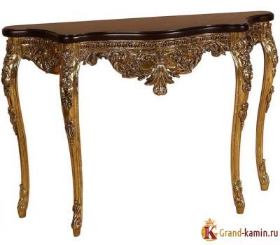 Консольный столик АртДеко RF0821AB BR от производителя Royal Flame