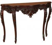 Консольный столик АртДеко RF0821 BR (итальянский орех)