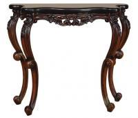 Консольный столик АртДеко мини RF0822 BR (итальянский орех)