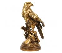 Статуэтка Сокол RF1084AB (античная бронза)