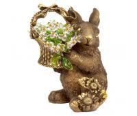 Статуэтка Кролик RF 058 AB CRT (античная бронза)