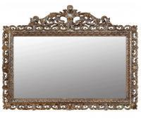 Зеркало прямоугольное RF0829AB (античная бронза)