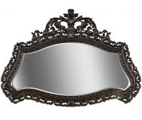 Зеркало АртДеко RF0820 BR (итальянский орех)
