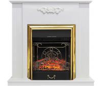 Lumsden (белый дуб)+Majestic FX Brass