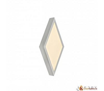 Накладной светильник Creator X068216 16W 3000K WH от iLedex