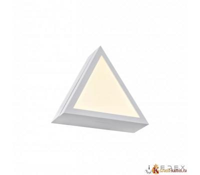 Накладной светильник Creator X068312 12W 3000K WH от iLedex