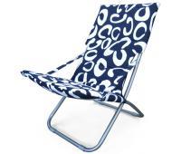 Кресло-шезлонг металлическое Белла-1