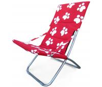 Кресло-шезлонг металлическое Белла-2