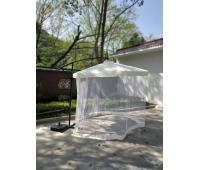 Зонт садовый 300 см с москитной сеткой UB-235