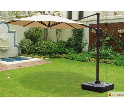 Садовый зонт А002-3000 (бежевый) от Garden Way