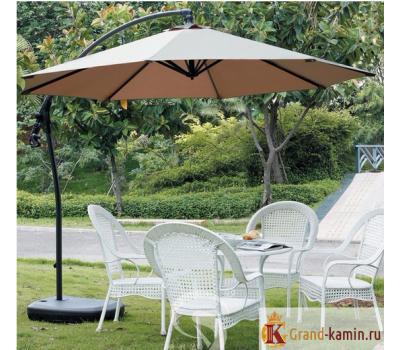 Садовый зонт А005 (бежевый) от Garden Way