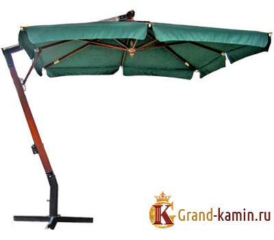 Садовый зонт SLHU007 (зеленый) от Garden Way