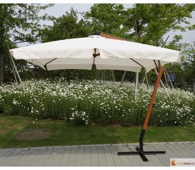 Садовый зонт SLHU010 (кремовый) от Garden Way