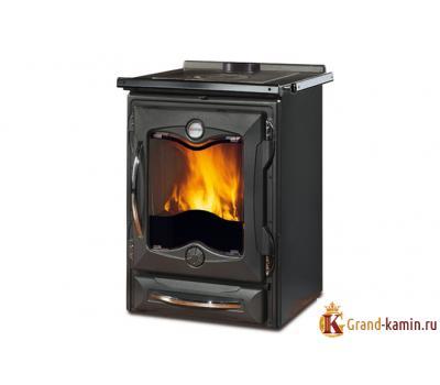 Печь-камин «Cucinotta» (черный) от производителя La Nordica