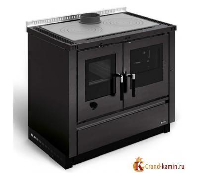 Печь-камин «Padova» (черный) от производителя La Nordica