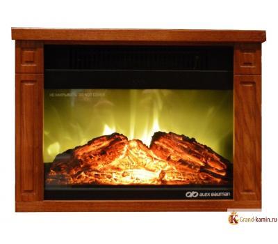 Каминокомплект Joy (коричневый) от производителя Alex Bauman