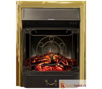 Каминокомплект Majestic Lux BR (золото) от Real Flame