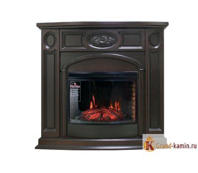 Каминокомплект Florence (махагон коричневый антик) с очагом Dioramic 25 LED FX от Royal Flame