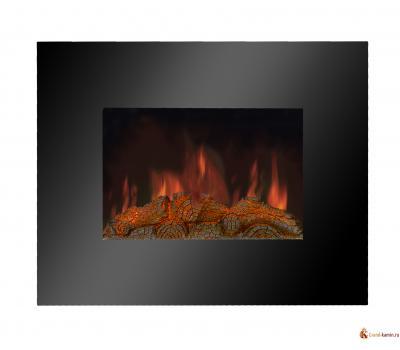 Настенные камины Designe 660FG NEW (черный) от производителя Royal Flame